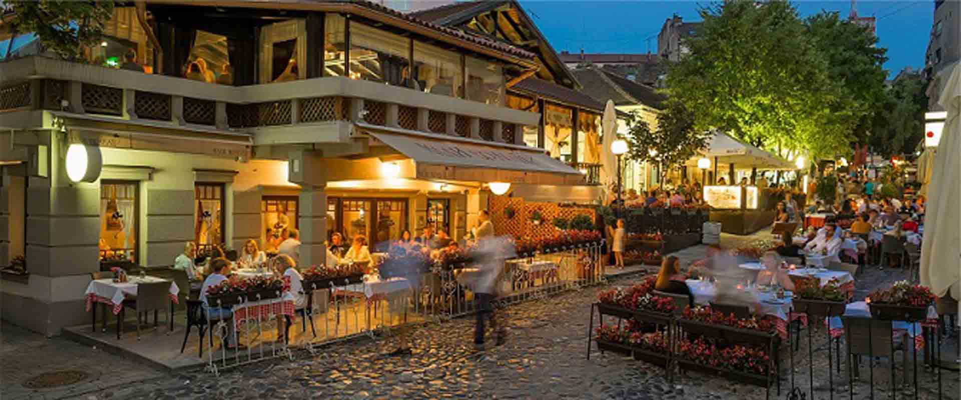 Restorani u Skadarliji