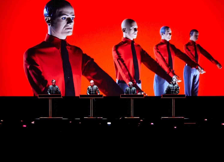 Kraftwerk 3-D koncert