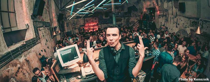 Klubovi u Cetinjskoj 15