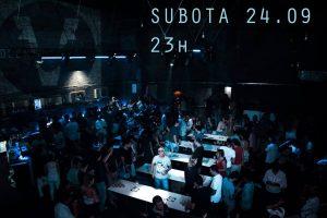 Showroom klub Cetinjska 15