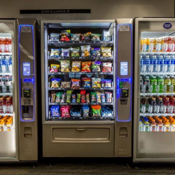vending aparati i mašine