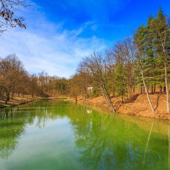 Jezero Trešnja