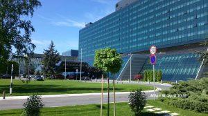 Crown Plaza hotel: Jedan od naših najboljih izbora u Beogradu