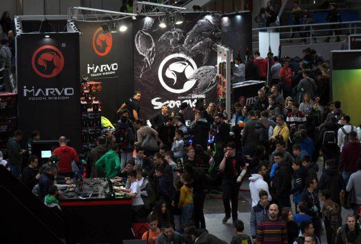 Games.Con je manifestacija namenjena svima čija interesovanja naginju popularnoj gejming i strip kulturi.