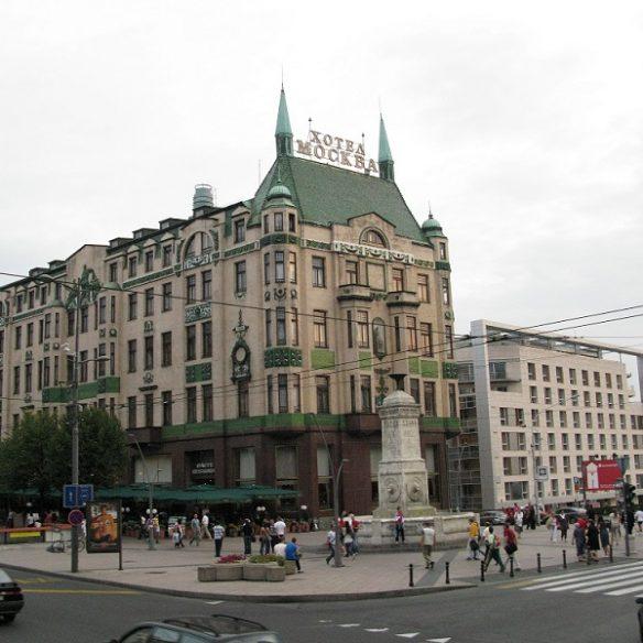 HOTEL MOSKVA U BEOGRADU: Magija prestoničkog luksuza!