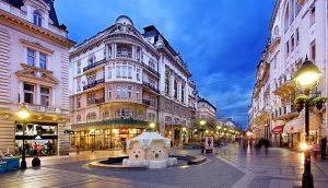 Knez Mihajlova ulica Beograd