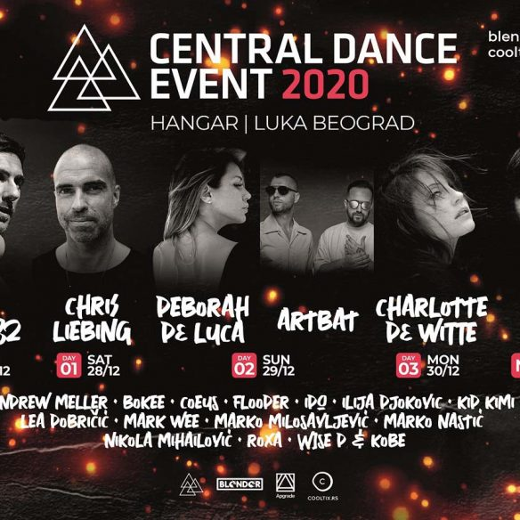 Central Dance Event 2020.